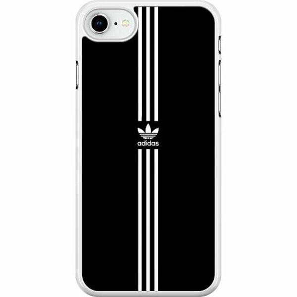 Apple iPhone SE (2020) Hard Case (Vit) Fashion