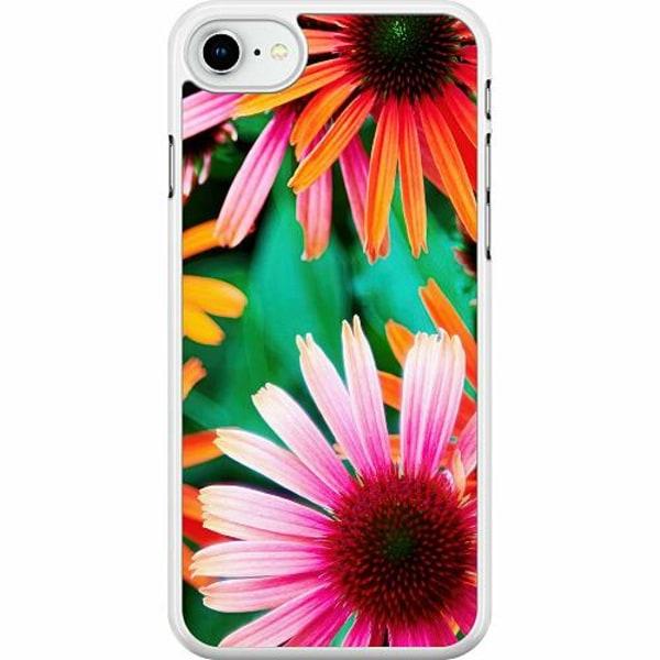 Apple iPhone SE (2020) Hard Case (Vit) Focus