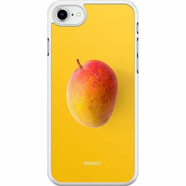 Apple iPhone SE (2020) Hard Case (Vit) Mango