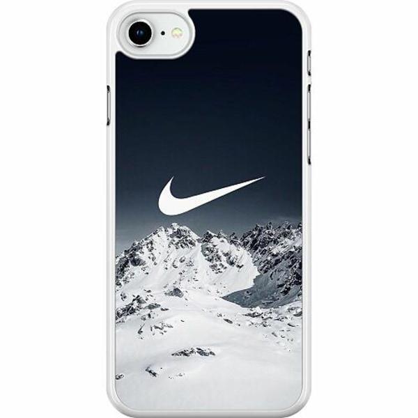 Apple iPhone SE (2020) Hard Case (Vit) Nike