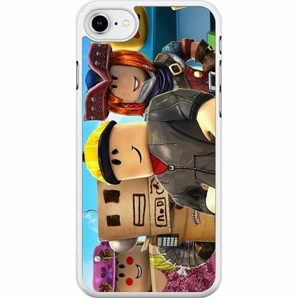 Apple iPhone SE (2020) Hard Case (Vit) Roblox