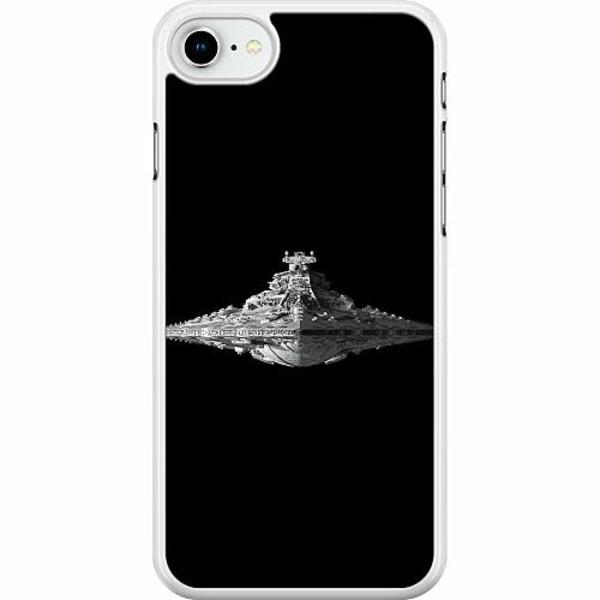 Apple iPhone SE (2020) Hard Case (Vit) Star Wars