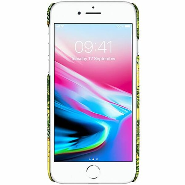 Apple iPhone 7 LUX Mobilskal (Matt) Ananas