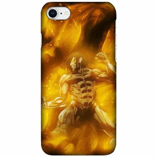 Apple iPhone 7 LUX Mobilskal (Matt) Attack On Titan
