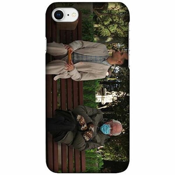 Apple iPhone 7 LUX Mobilskal (Matt) Bernie Sanders Meme