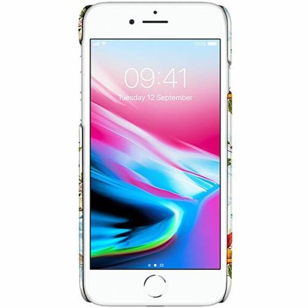 Apple iPhone 7 LUX Mobilskal (Matt) Blommor