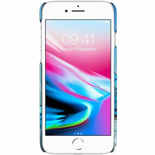 Apple iPhone 7 LUX Mobilskal (Matt) Fjäril