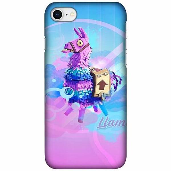 Apple iPhone 7 LUX Mobilskal (Matt) Fortnite Loot Llama