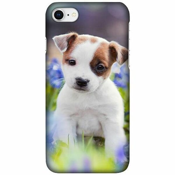 Apple iPhone 7 LUX Mobilskal (Matt) Hund