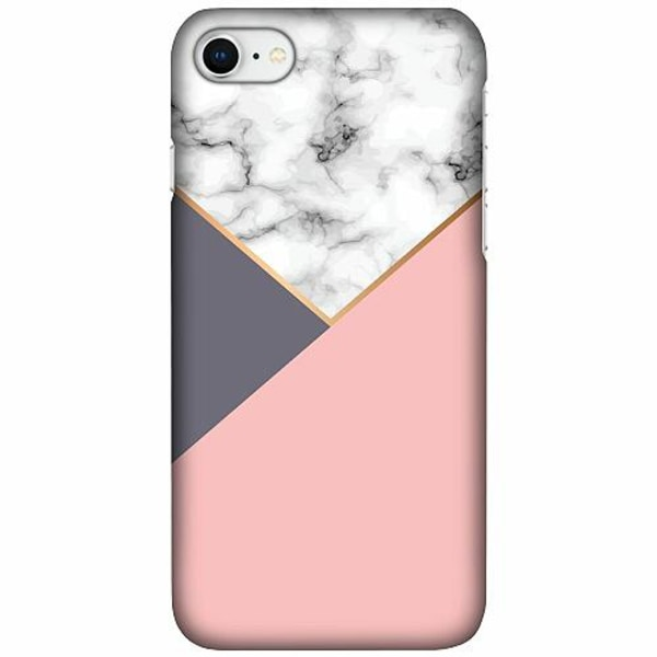 Apple iPhone 7 LUX Mobilskal (Matt) Marble Cut