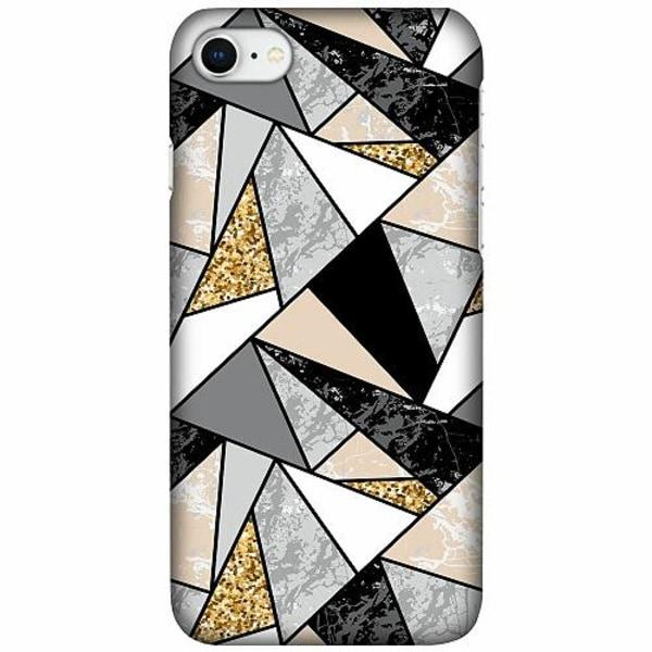 Apple iPhone 7 LUX Mobilskal (Matt) Marble Print
