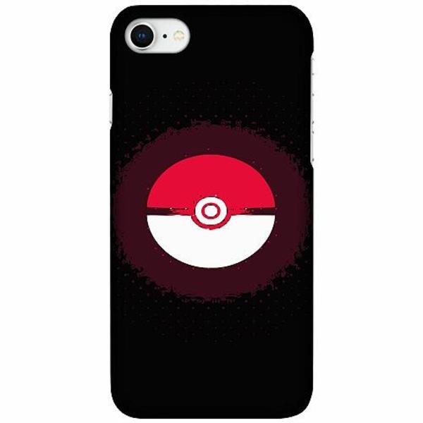 Apple iPhone SE (2020) LUX Mobilskal (Matt) Pokemon