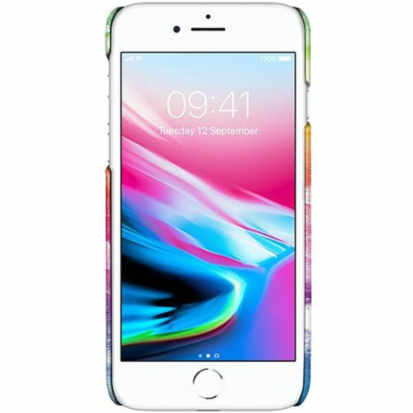 Apple iPhone 7 LUX Mobilskal (Matt) Watercolor Fade