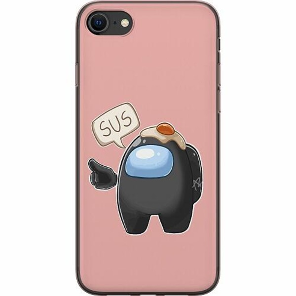 Apple iPhone 8 Thin Case Among Us