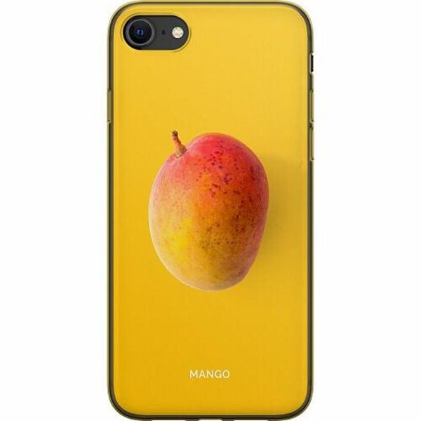 Apple iPhone SE (2020) Mjukt skal - Mango