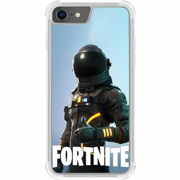 Apple iPhone 8 Tough Case Fortnite Dark Voyager