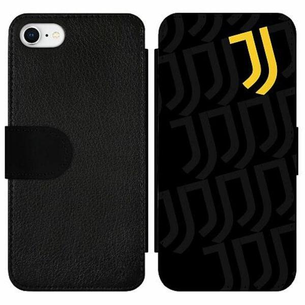Apple iPhone SE (2020) Wallet Slim Case Juventus FC