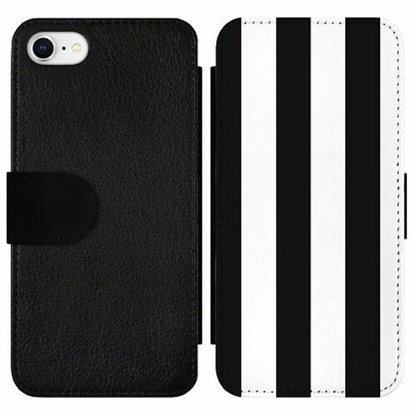 Apple iPhone SE (2020) Wallet Slim Case Pride - Straight