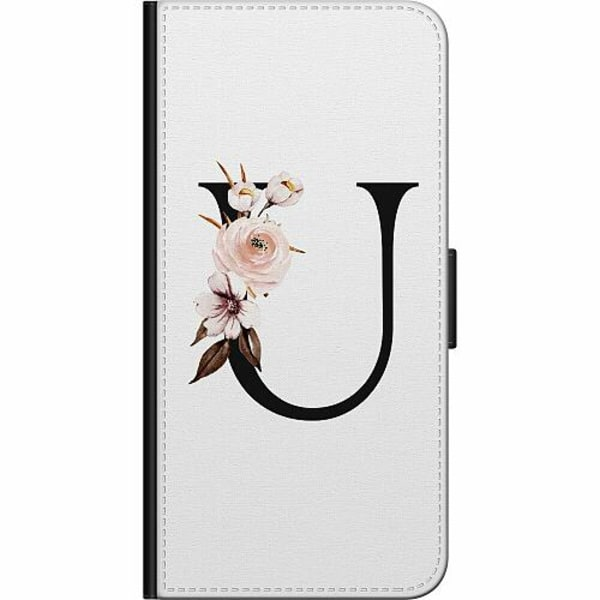 Samsung Galaxy A20s Fodralväska Bokstäver