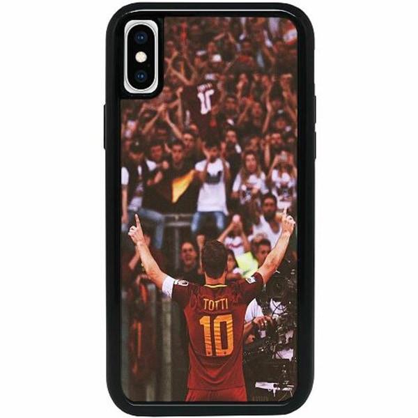 Apple iPhone X / XS Heavy Duty 2IN1 Francesco Totti