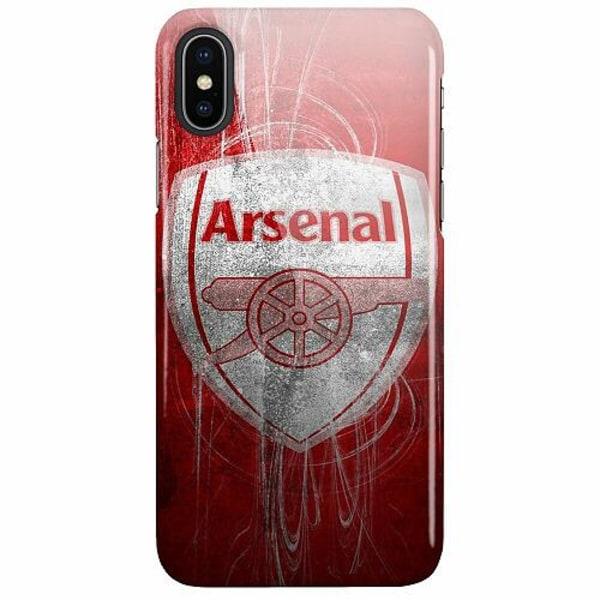 Apple iPhone X / XS LUX Mobilskal (Glansig) Arsenal