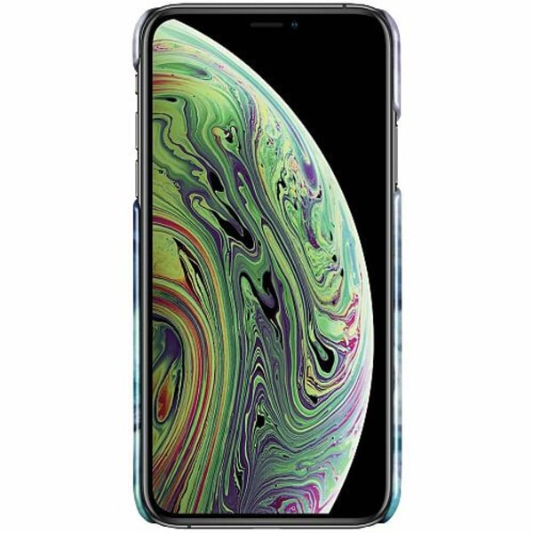 Apple iPhone X / XS LUX Mobilskal (Glansig) Blur