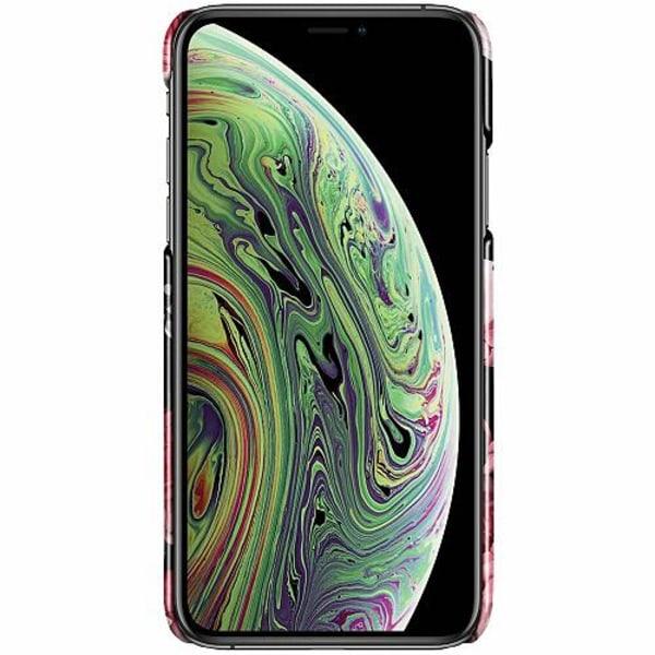 Apple iPhone X / XS LUX Mobilskal (Glansig) Floral Bloom