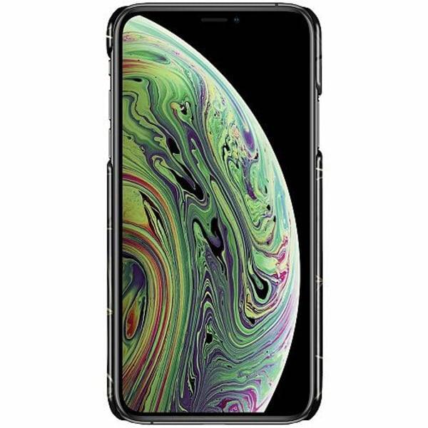 Apple iPhone X / XS LUX Mobilskal (Glansig) Midnight