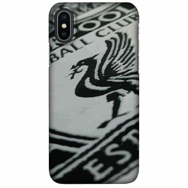 Apple iPhone X / XS LUX Mobilskal (Matt) Liverpool L.F.C.