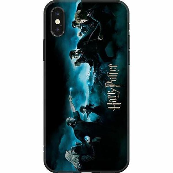 Apple iPhone X / XS Mjukt skal - Harry Potter