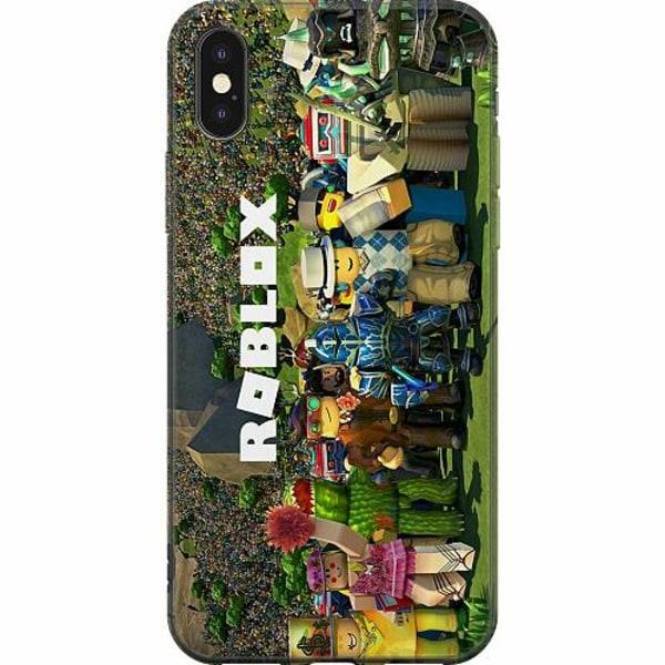 Apple iPhone X / XS Mjukt skal - Roblox