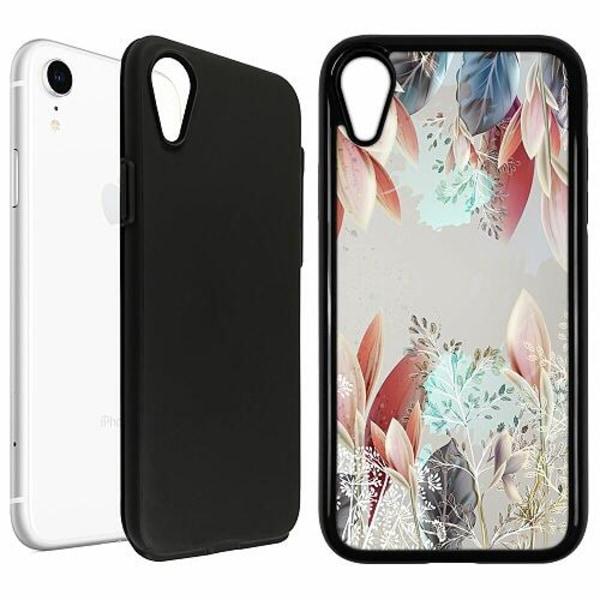 Apple iPhone XR Duo Case Svart Dove