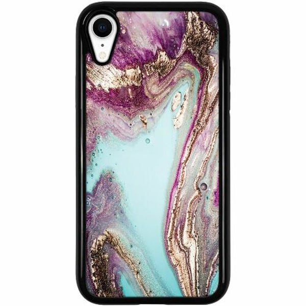 Apple iPhone XR Duo Case Svart Fairy Dream