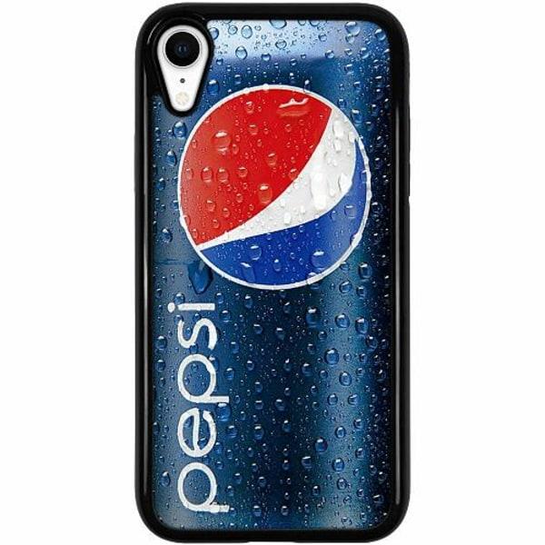 Apple iPhone XR Duo Case Svart Pepsi