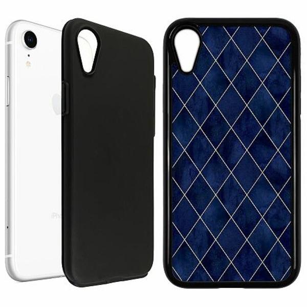 Apple iPhone XR Duo Case Svart Yale