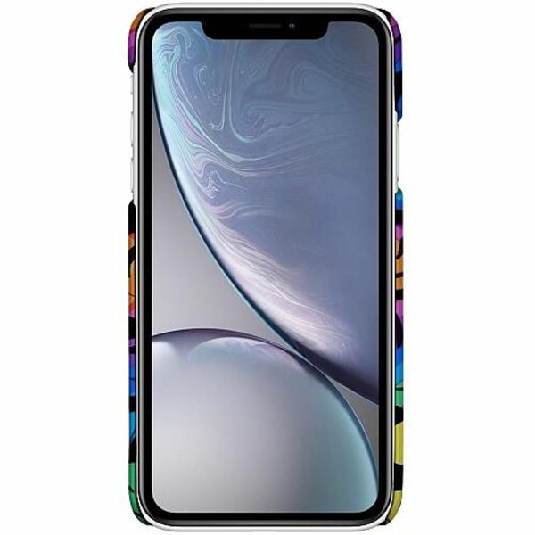 Apple iPhone XR LUX Mobilskal (Matt) Rosa Elefanter