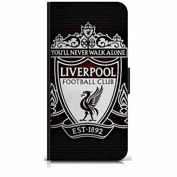 Huawei Y6 (2018) Plånboksfodral Liverpool L.F.C.
