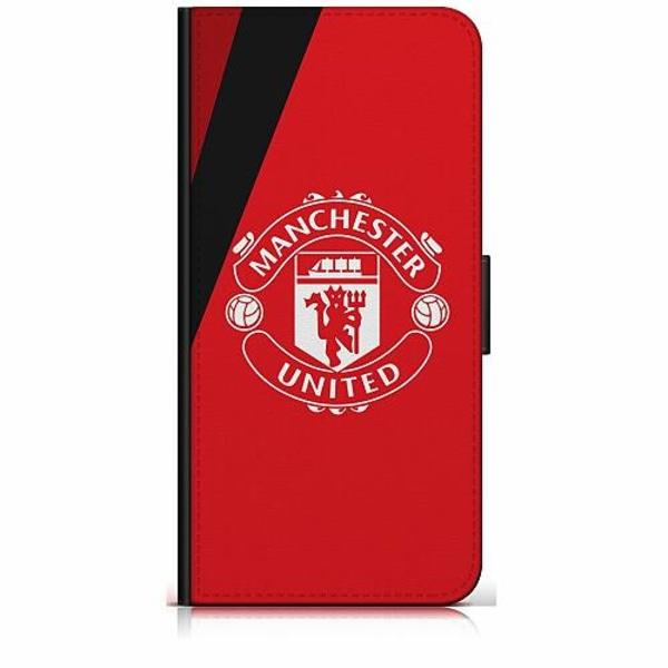 Apple iPhone 7 Plånboksfodral Manchester United FC