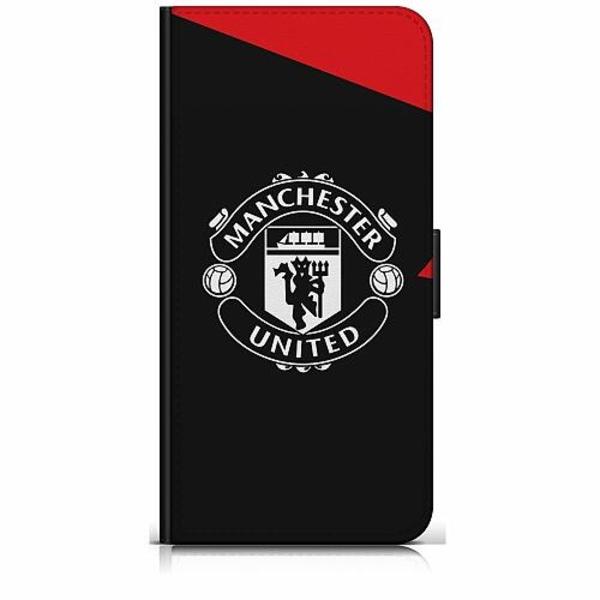 Huawei Y6 (2018) Plånboksfodral Manchester United FC