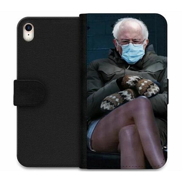 Apple iPhone XR Wallet Case Bernie Sanders Meme