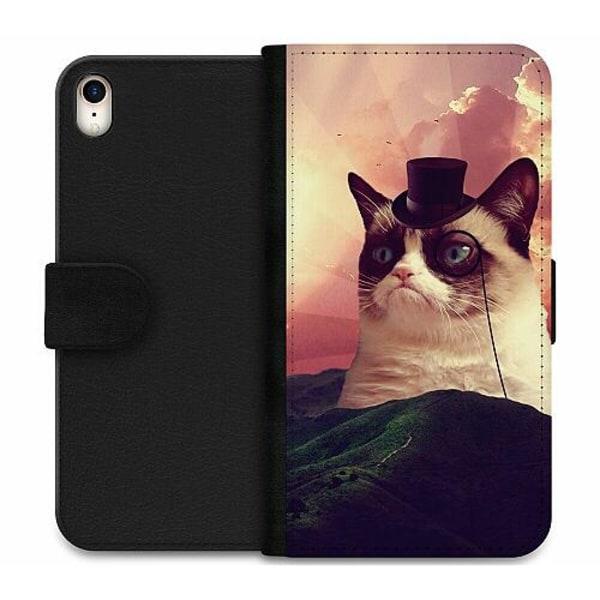 Apple iPhone XR Wallet Case Cat Af Grund