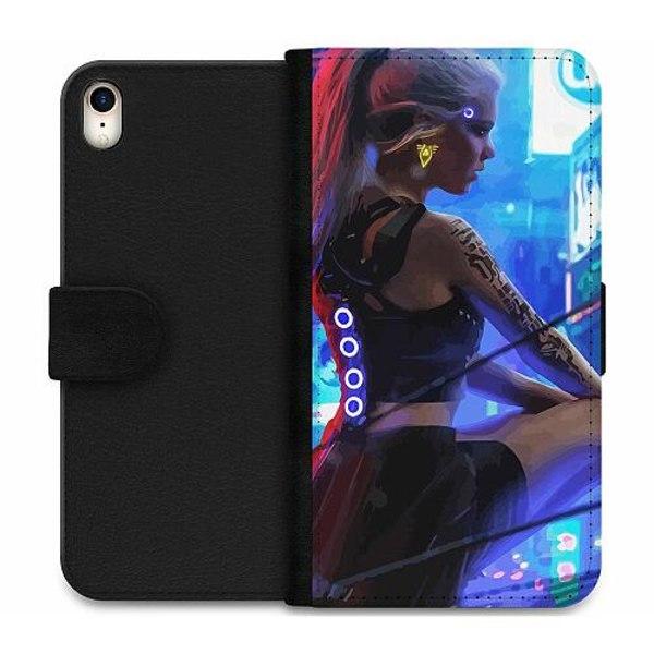 Apple iPhone XR Wallet Case Cyberpunk 2077