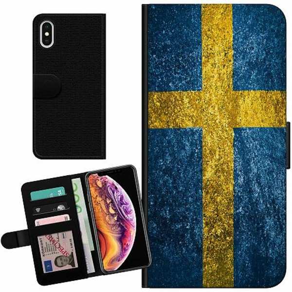 Apple iPhone XS Max Billigt Fodral Sverige
