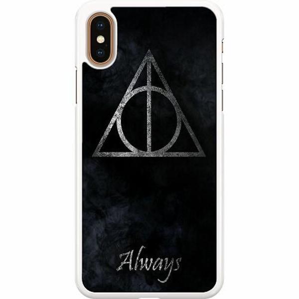 Apple iPhone XS Max Hard Case (Vit) Harry Potter