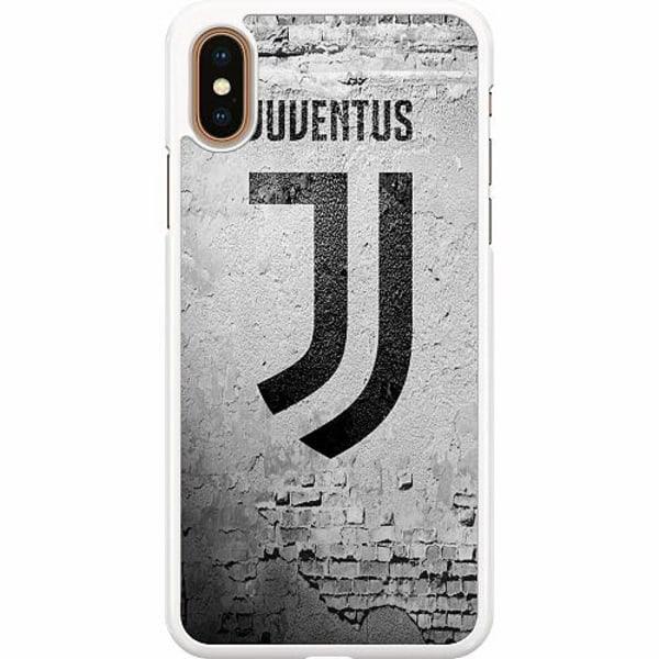 Apple iPhone XS Max Hard Case (Vit) Juventus FC