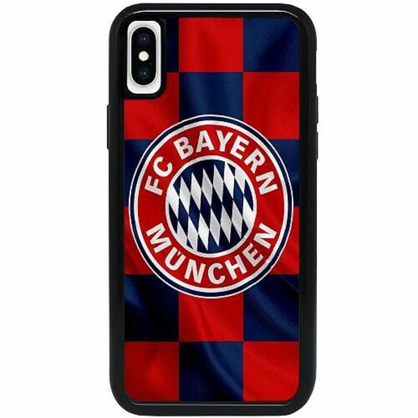 Apple iPhone XS Max Heavy Duty 2IN1 FC Bayern München