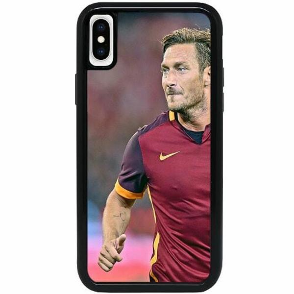 Apple iPhone XS Max Heavy Duty 2IN1 Francesco Totti