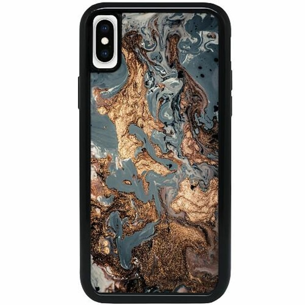 Apple iPhone XS Max Heavy Duty 2IN1 Mönster