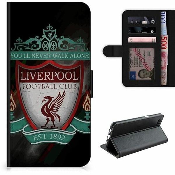 Samsung Galaxy A6 (2018) Lyxigt Fodral Liverpool L.F.C.