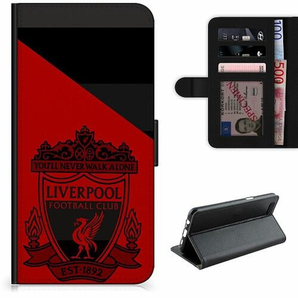 Samsung Galaxy S8 Lyxigt Fodral Liverpool L.F.C.